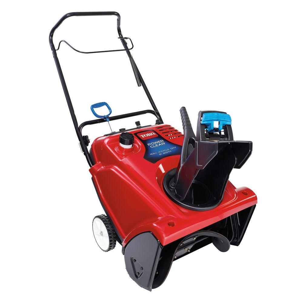 Toro 21 in. Single-Stage Gas Snow Blower-DISCONTINUED