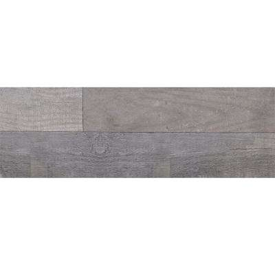 Bois Flotte Grigio 7 in. x 25 in. Porcelain Floor and Wall Tile (20.77 sq. ft. / case)