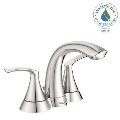 Darcy 4 in. Centerset 2-Handle Bathroom Faucet in Chrome