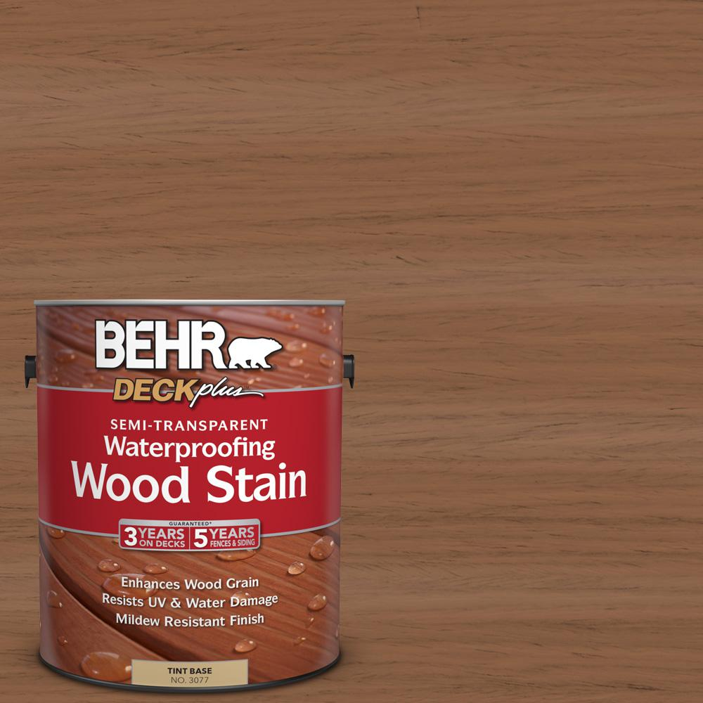 St 152 Red Cedar Semi Transpa Waterproofing Exterior