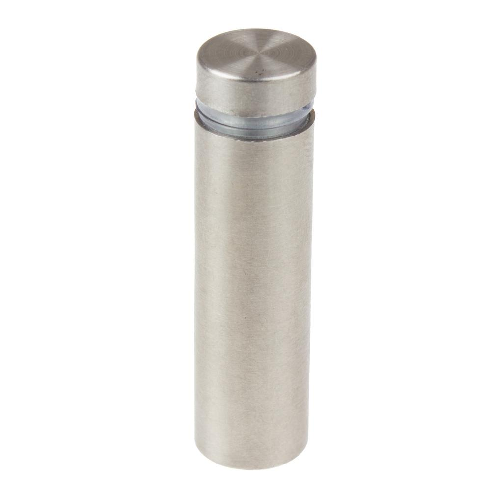 Gliderite 1 2 In Dia X 1 1 2 In L Stainless Steel Standoffs For