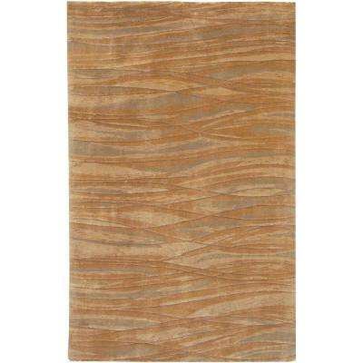 Julie Cohn Tan 8 ft. x 11 ft. Area Rug