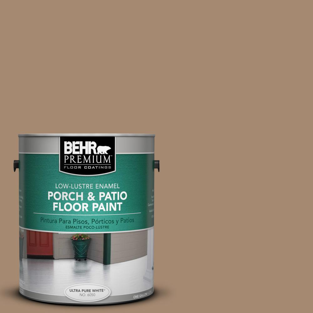 Behr Premium 1 Gal N260 5 Distant Land Low Lustre Porch