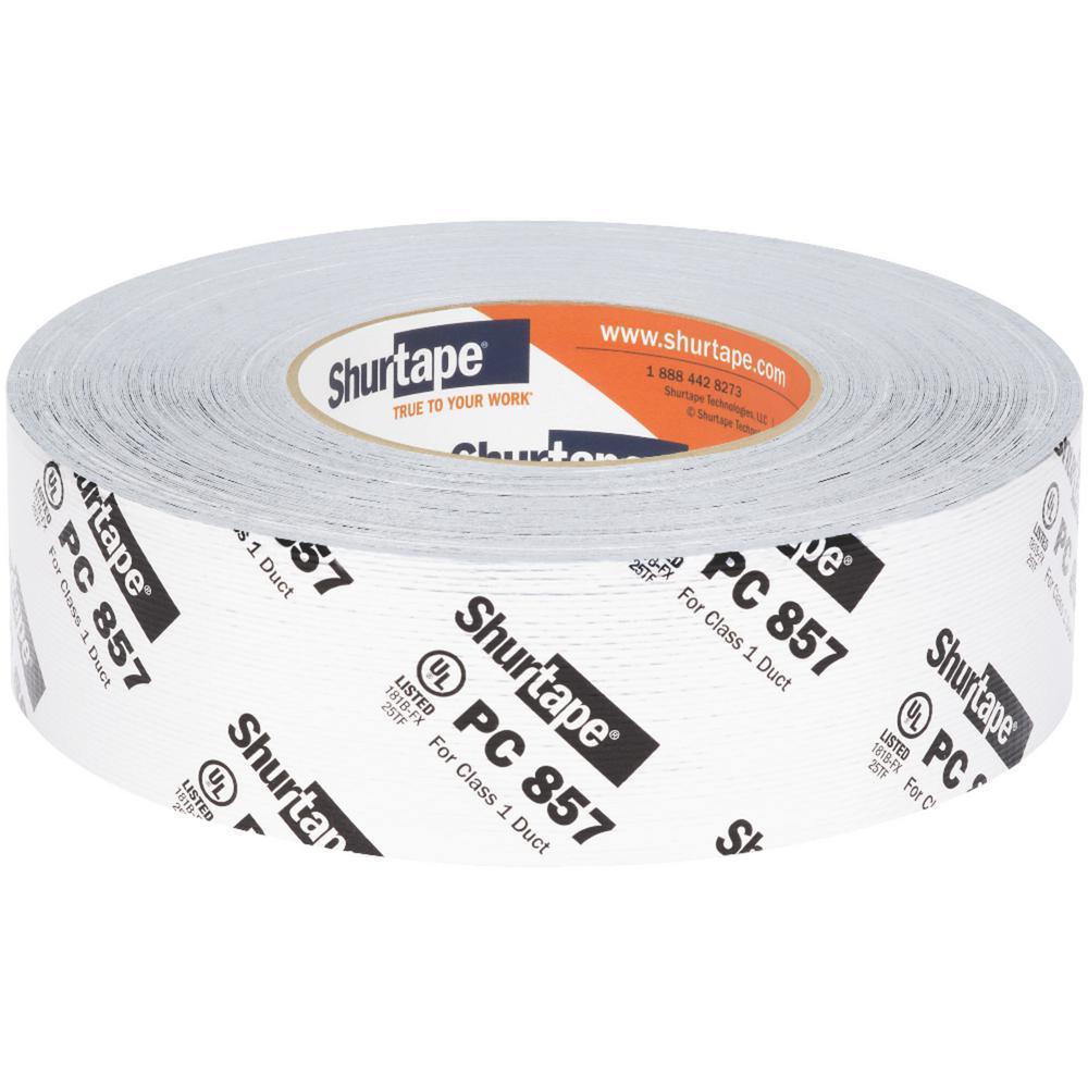 SHURTAPE SF 685 Foil Tape,3 In x 100 ft.,17 mil