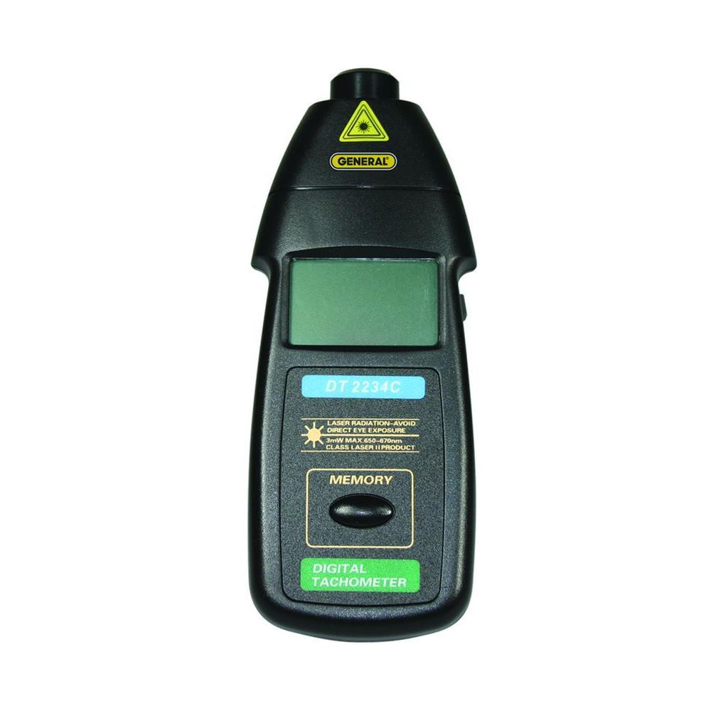 General Tools Laser Photo Tachometer
