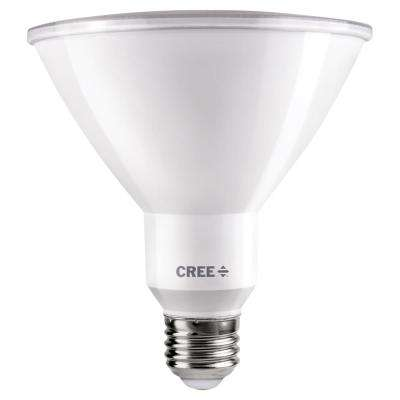 120W Equivalent Cool White (4000K) PAR38 Dimmable Exceptional Light Quality LED 40-Degree Flood Light Bulb