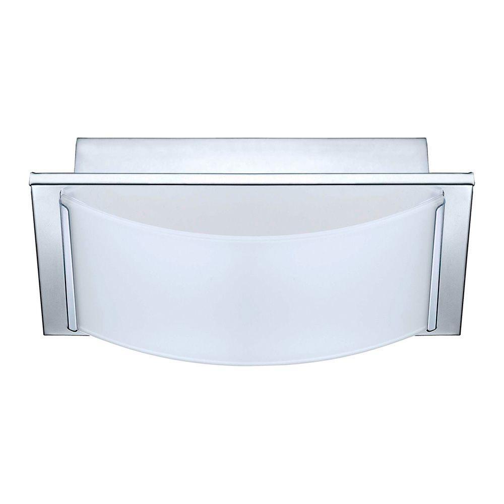 Wasao Chrome LED Wall Light
