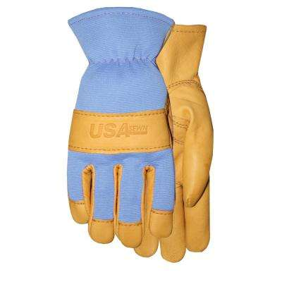 Ladies Premium Goatskin Leather Glove