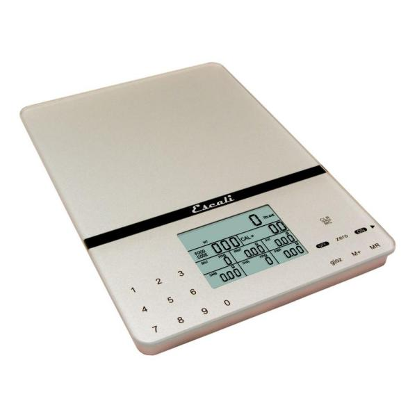 Escali Cesto LCD Food Scale
