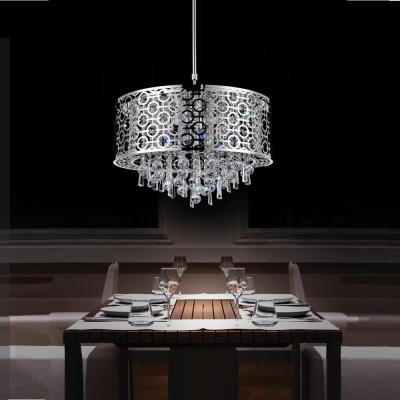 Galant 6-Light Chrome Chandelier
