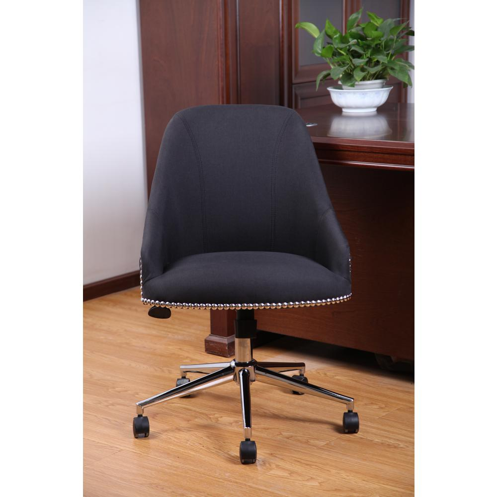 This Review Is From:Black Carnegie Desk Chair