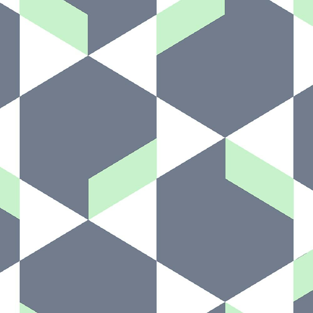 Ivc Madison Avenue Green And Grey 13 2 Ft Wide X Your