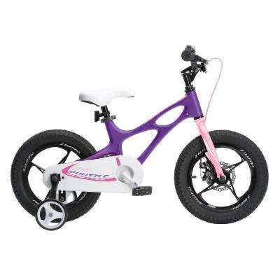 Space Shuttle 16 in. Kid's Bike Magnesium Frame Purple