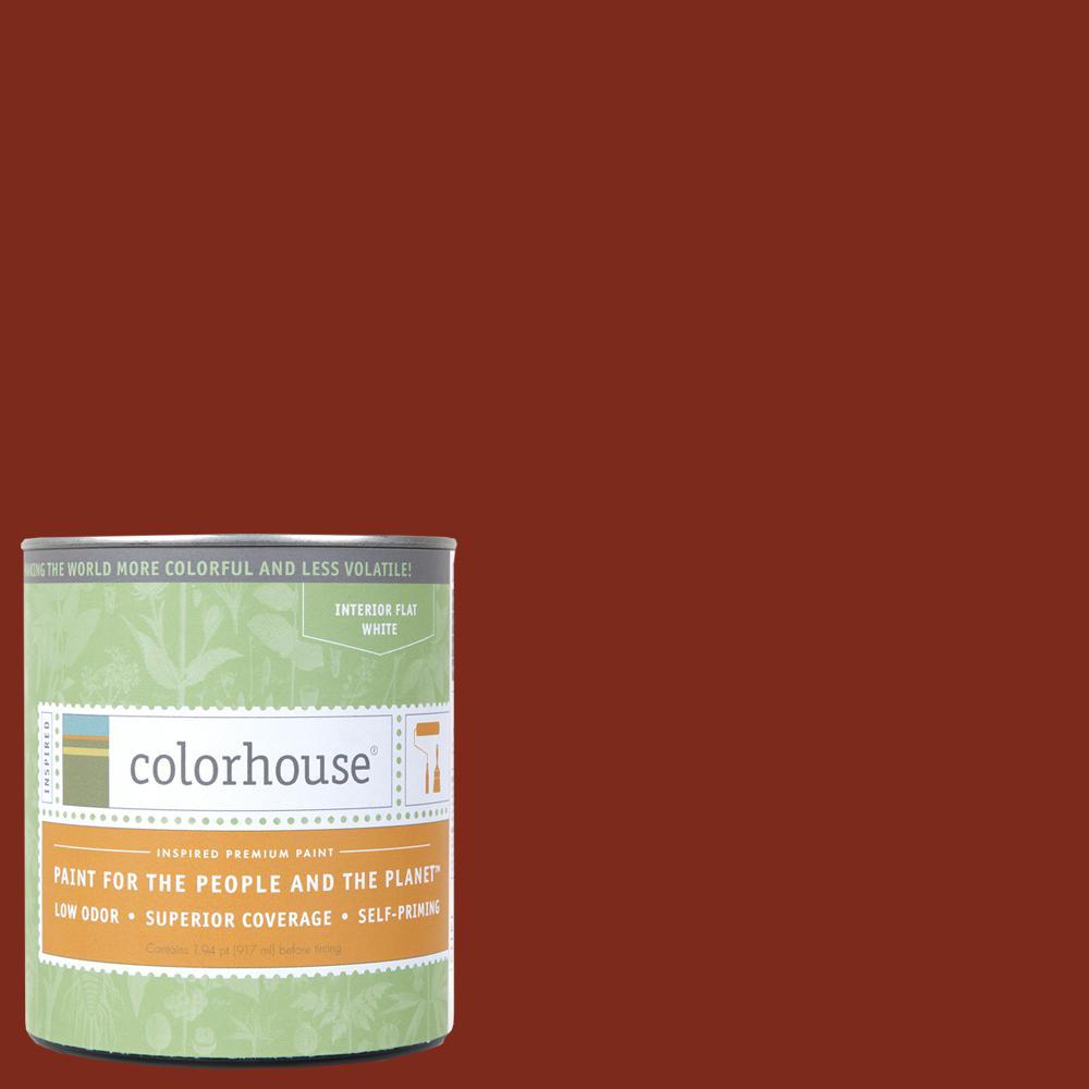 1 qt. Wood .03 Flat Interior Paint