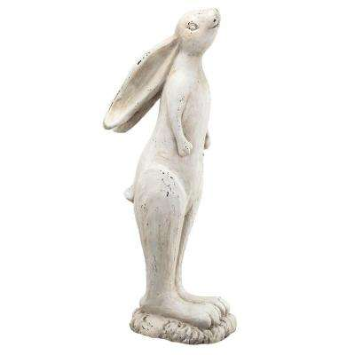 28 in. Rabbit Figurine