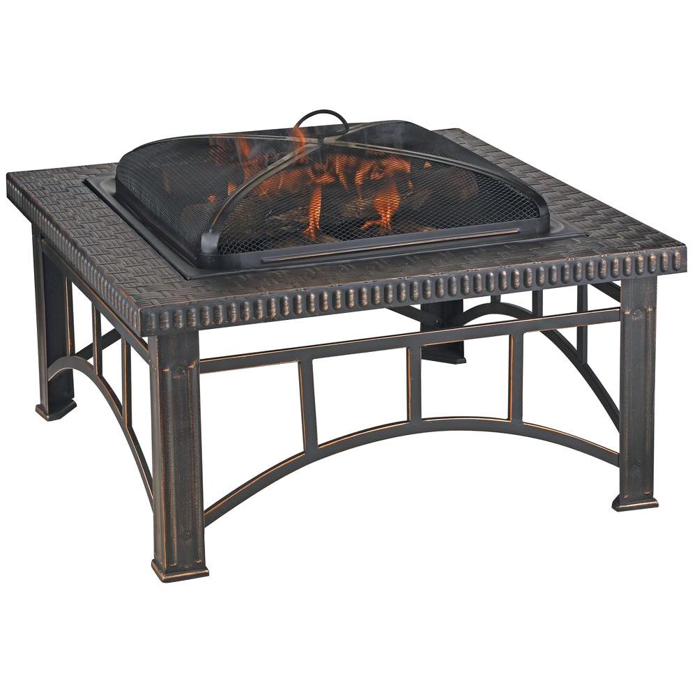 22 in. Wood Burning Fire Bowl