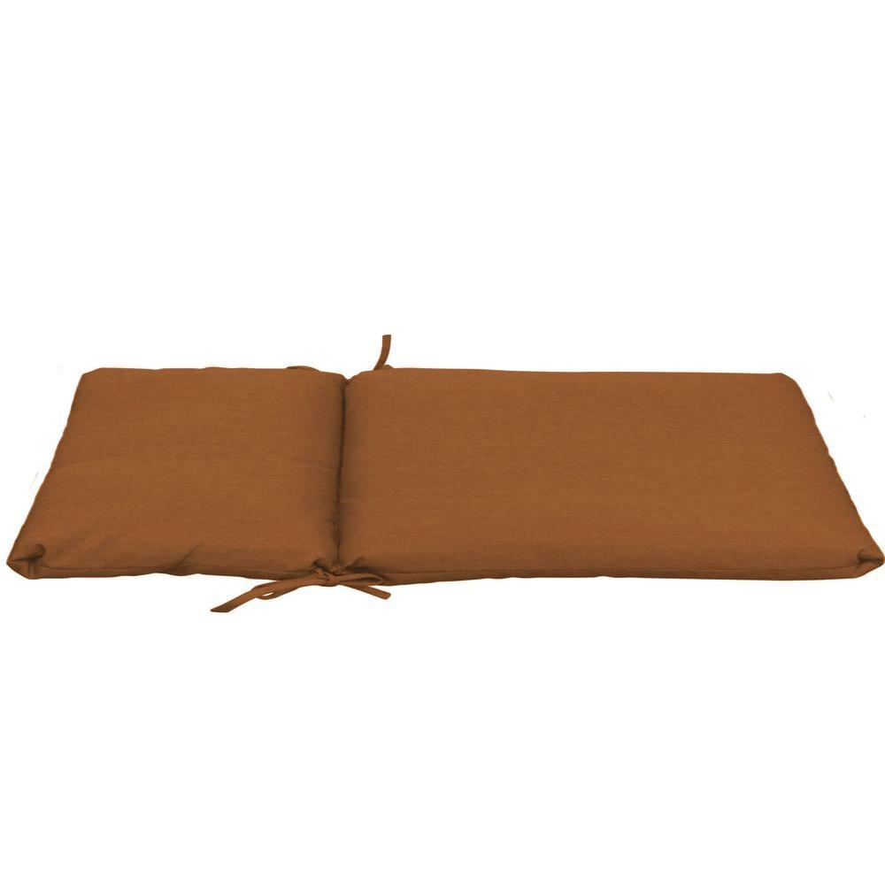 Sunbrella Sierra Longer Length Outdoor Chaise Cushion