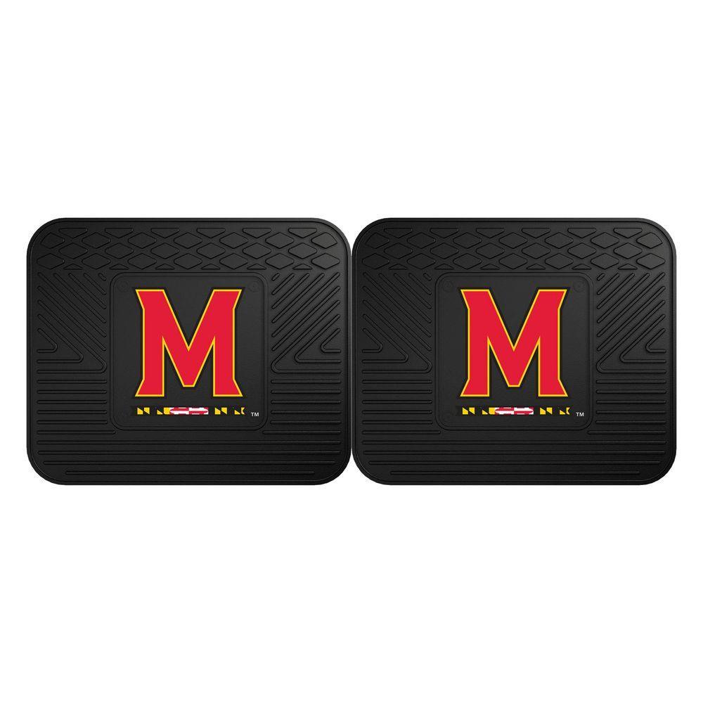 FANMATS NCAA University of Maryland Terrapins Vinyl Utility Mat 10084