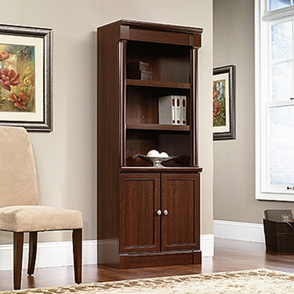 Sauder Palladia Select Cherry Storage Open Bookcase 412019