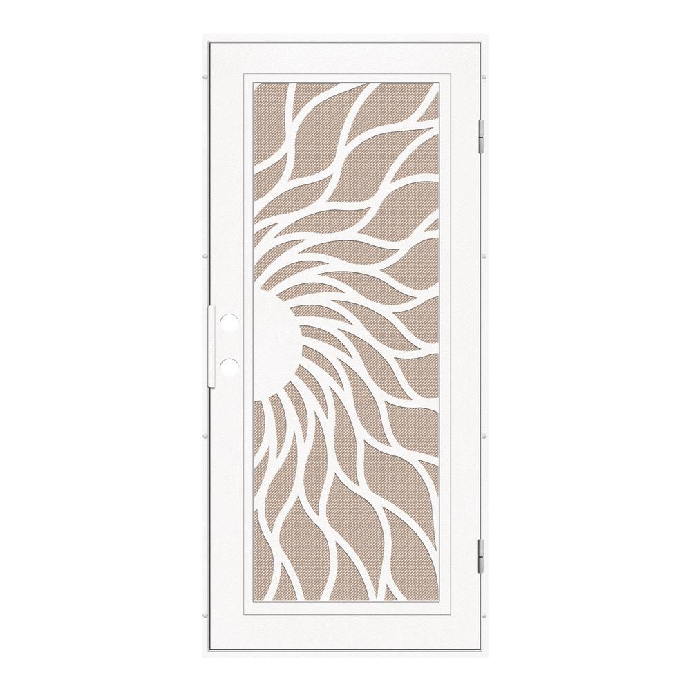 Awesome Unique Home Designs Security Doors Pictures - Home ...