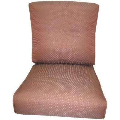 Palm Canyon 2-Piece Replacement Outdoor Chair Cushion