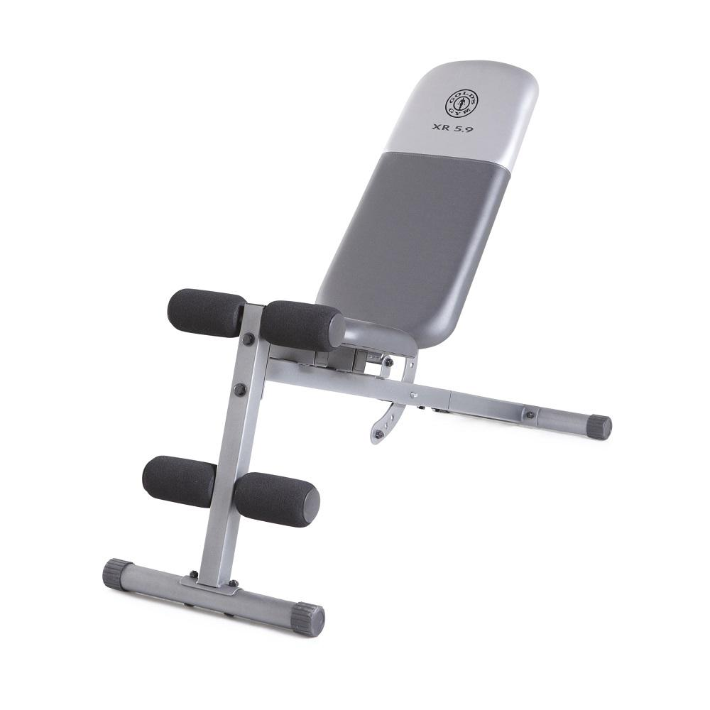Gold's Gym XR 5.9 Bench