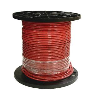 500 ft. 6 Red Stranded CU SIMpull THHN Wire