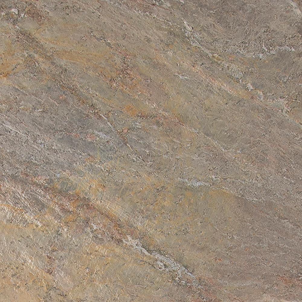 MSI Copper Fire 12 in. x 12 in. Honed Quartzite Floor and Wall Tile (10 sq. ft. / case)
