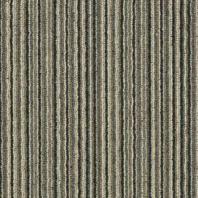 Carpet Sample - Straight N Narrow Bright - Color Jubilee Line Loop 8 in. x 8 in.