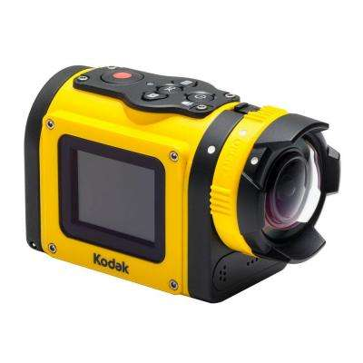 1.5 in. LCD SP1 Action PixPro Digital Camcorder with Accessory Pack