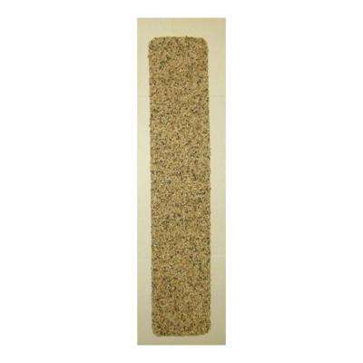 Stick 'n Step 2-3/4 in. x 14 in. Natural Heavy-Duty Anti Skip Adhesive Strip