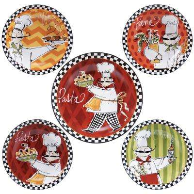 Chefs on the Go Salad and Pasta Set (5-Piece set)