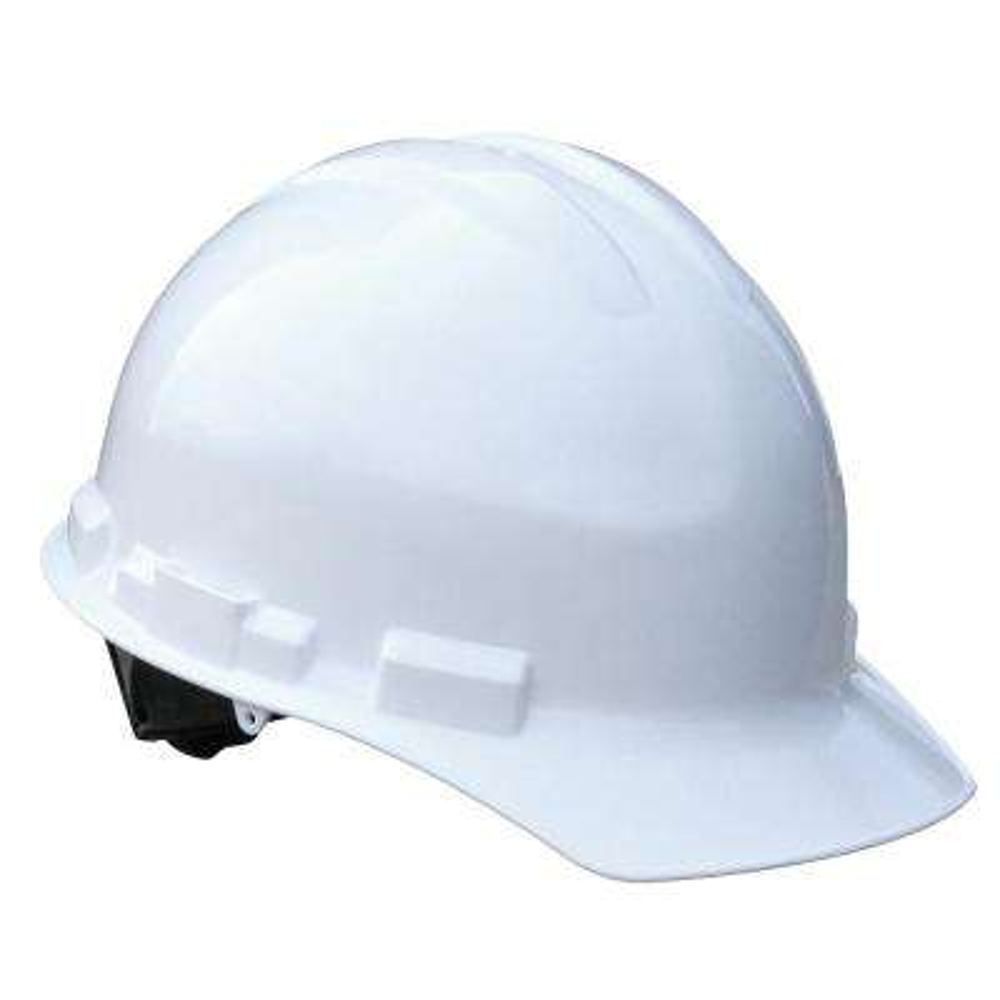Men's White Cap Style Hard Hat