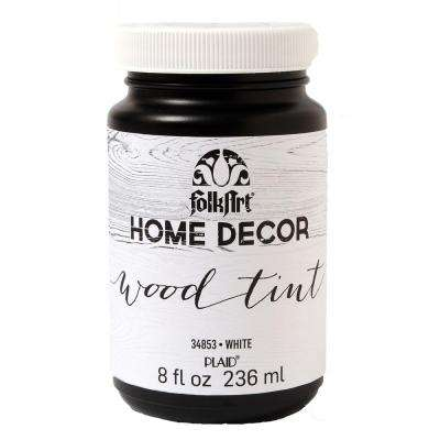 Home Decor 8 oz. White Wood Tint Finish