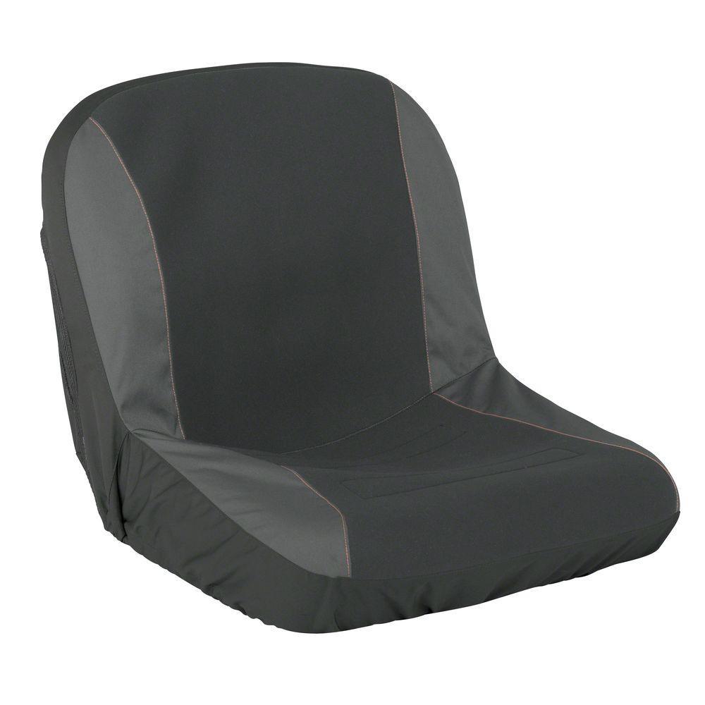 Medium Classic Accessories 52-144-380301-00 Lawn Tractor Neoprene Seat Cover