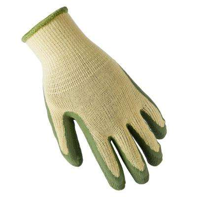 Small General Purpose Latex Coated Gloves (10-Pair)