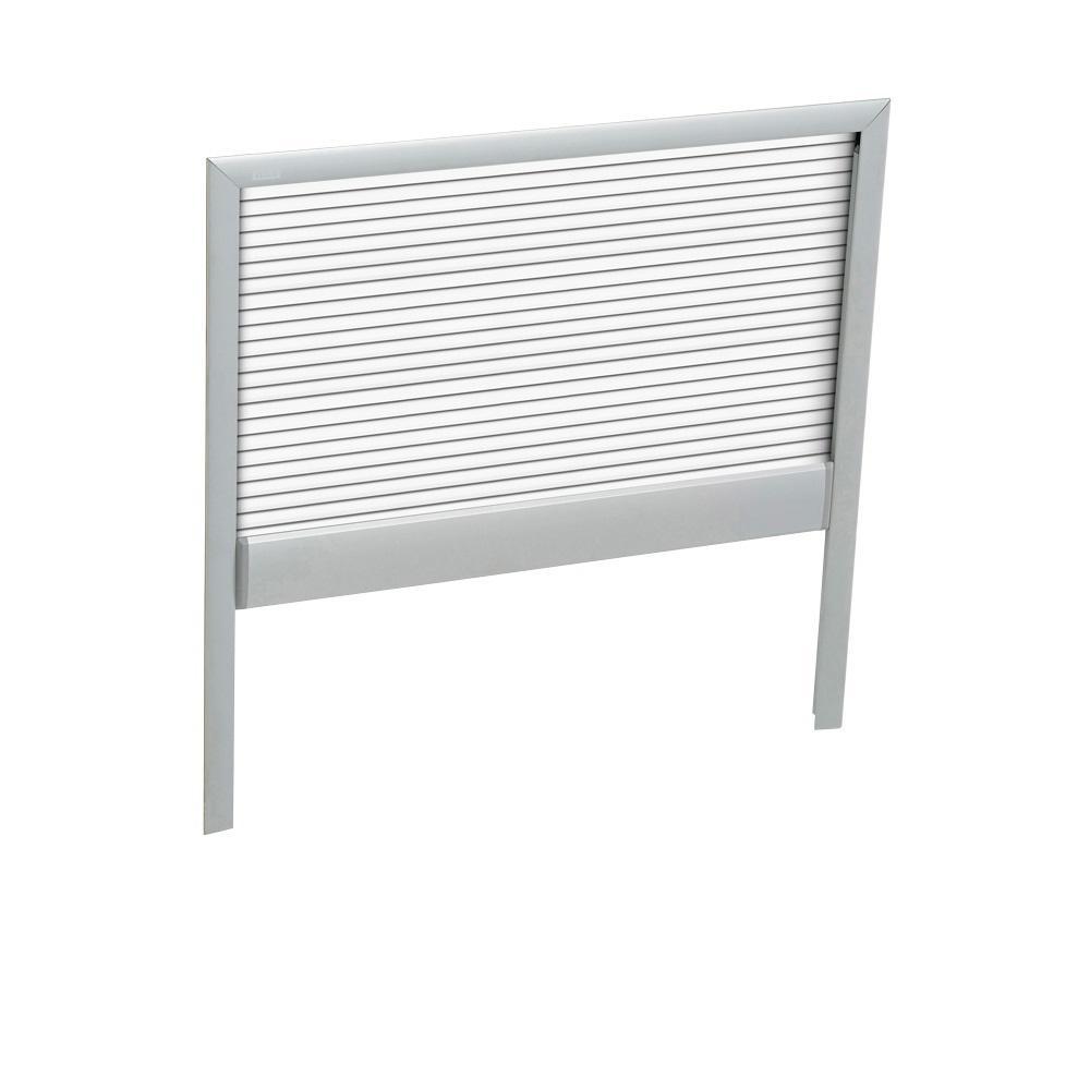 White Manually Operated Venetian Skylight Blind for FS S06 and FSR S06 Models