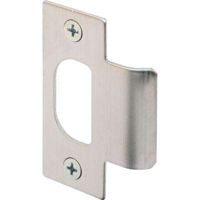 Stainless-Steel T-Strike Plate