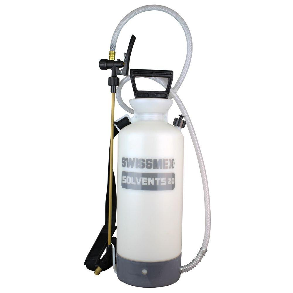 Swissmex 2 Gal Solvent Compression Sprayer 320305 The