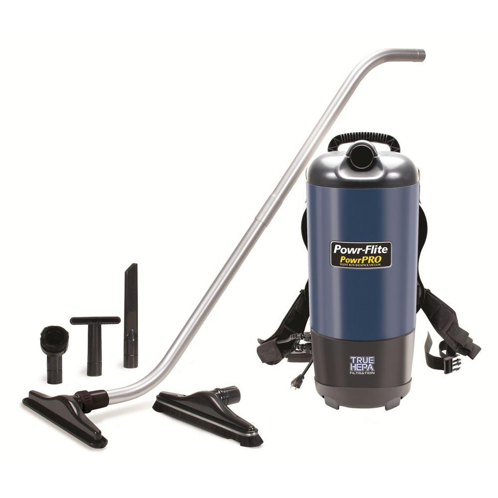 Powr-Flite PowrPro Backpack Vacuum with Tool Kit-DISCONTINUED