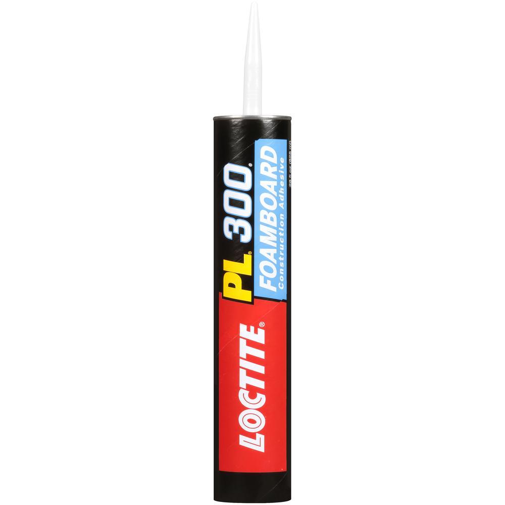 Loctite PL 300 28 fl. oz. Foamboard Adhesive