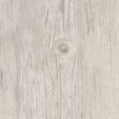 Take Home Sample - Barrel Wood Light Click Vinyl Plank - 4 in. x 4 in.