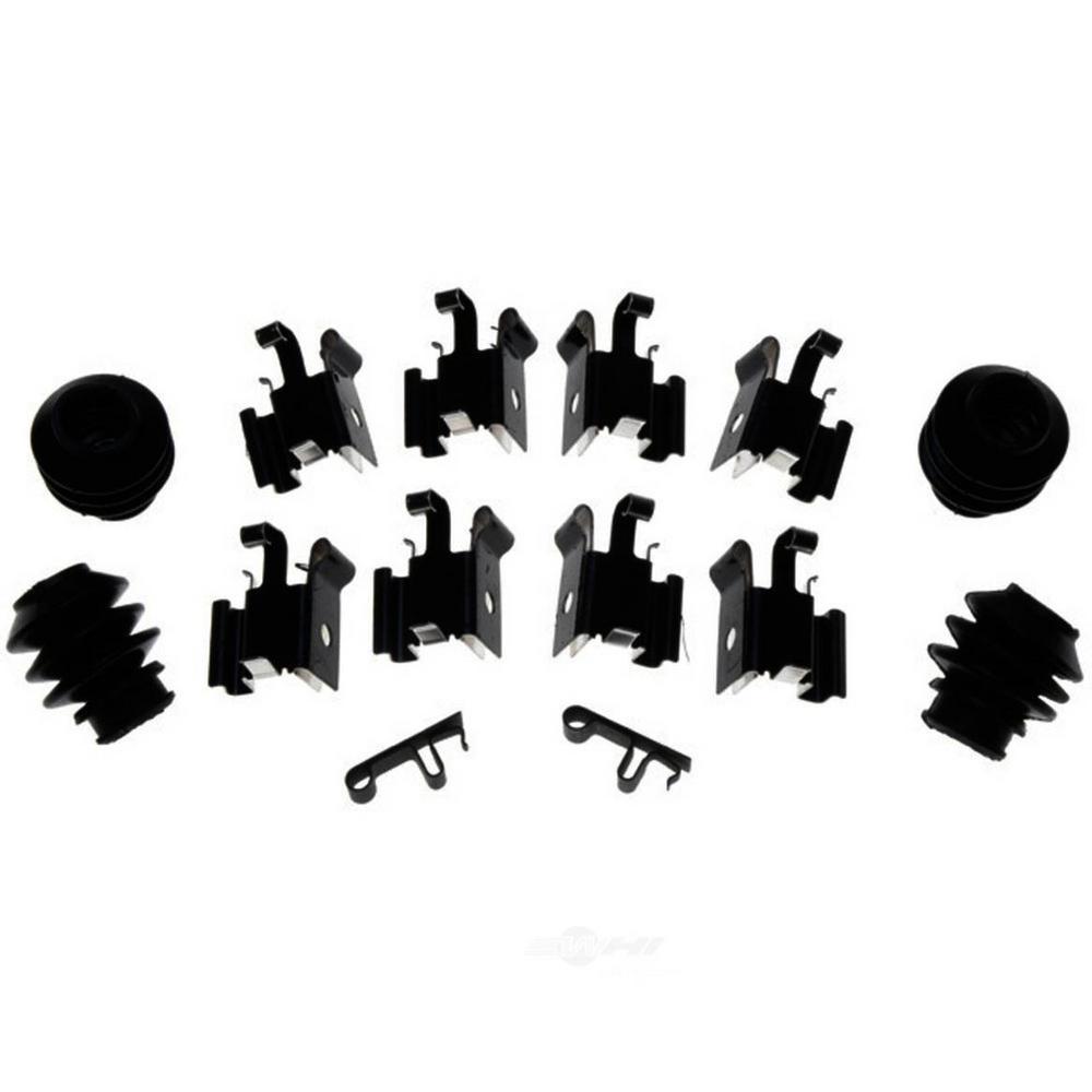 Disc Brake Hardware Kit fits 1999-2004 Jeep Grand Cherokee  BETTER BRAKE PARTS