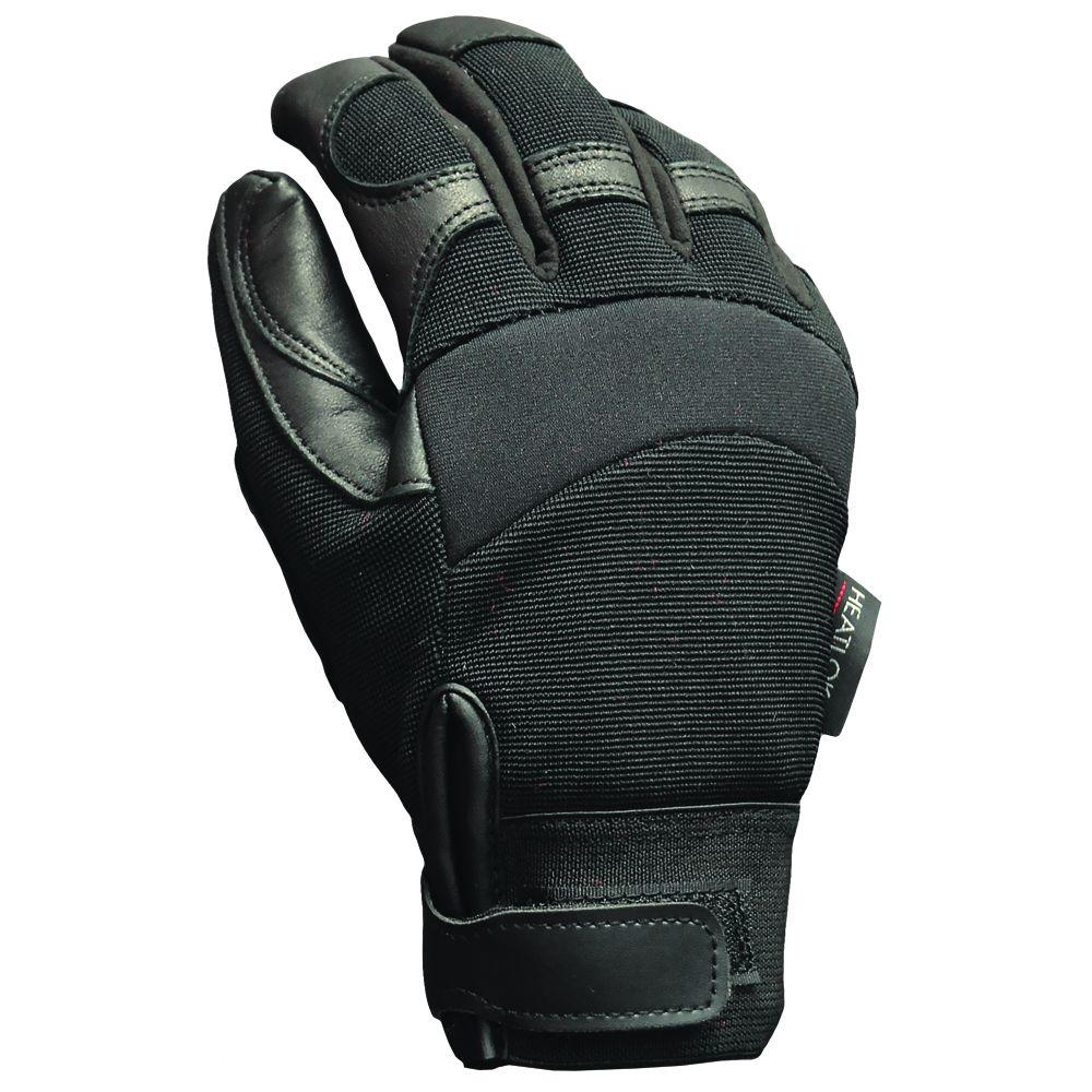 5f9da21e5ed22 Firm Grip. Winter Extreme Large Deerskin 40g Thinsulate Touchscreen Gloves