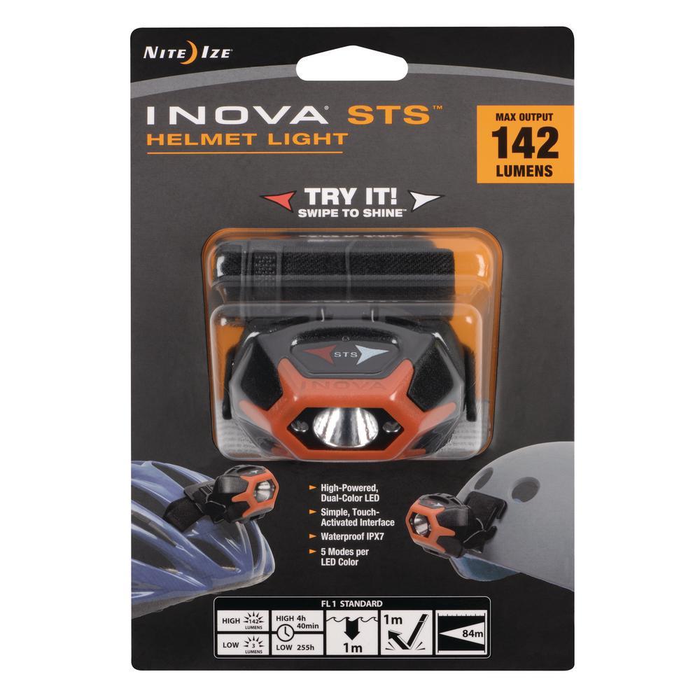 INOVA STS Helmet Light - Orange