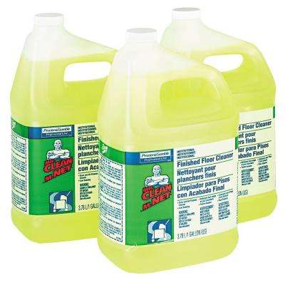 1 Gal. Lemon Scent Finished Floor Cleaner (Case of 3)
