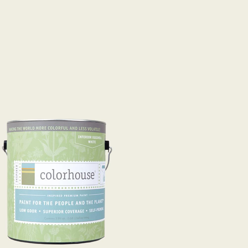 1 gal. Bisque .02 Eggshell Interior Paint