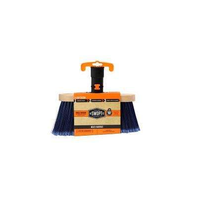 Premium Multi-Surface Angle Broom Head