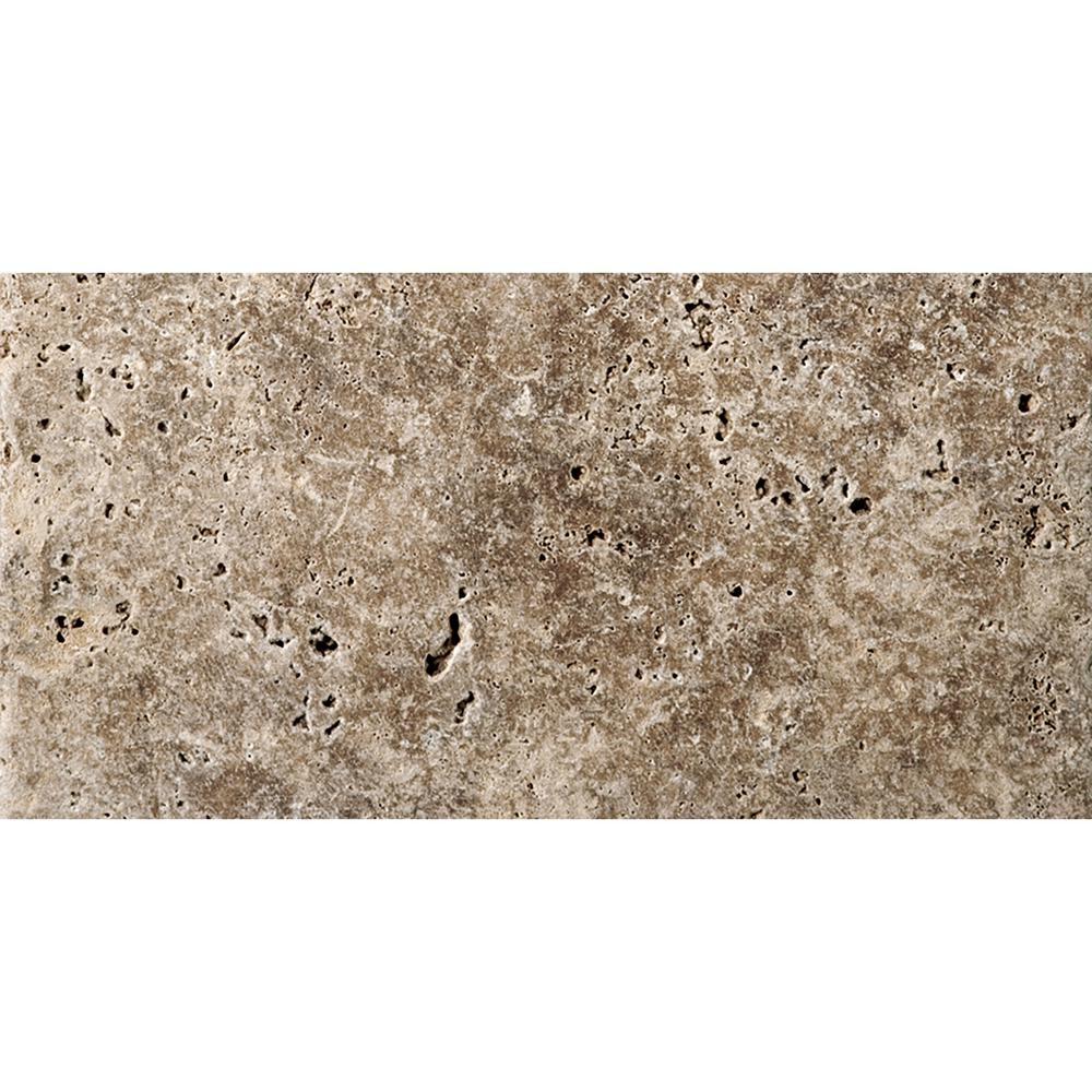 Emser trav fontane tumbled walnut 291 in x 587 in travertine emser trav fontane tumbled walnut 291 in x 587 in travertine wall tile dailygadgetfo Image collections