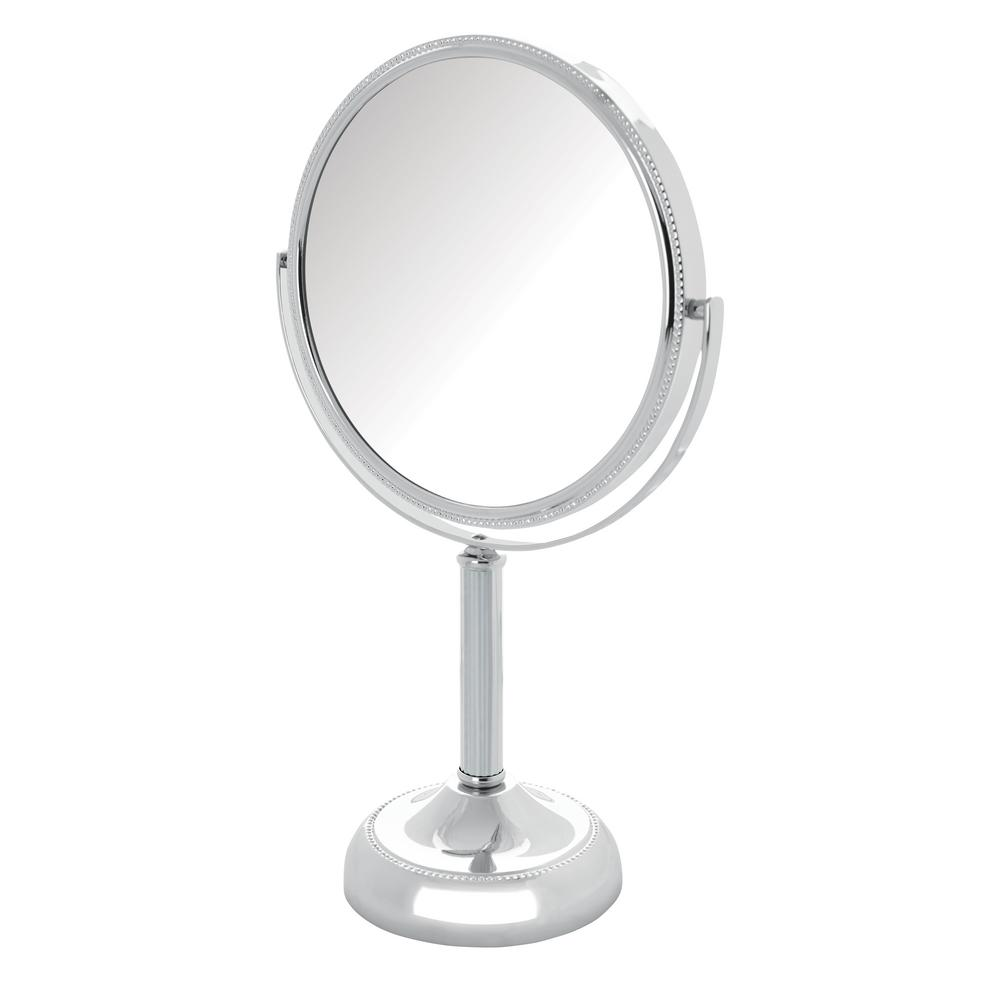 8.5 in. x 14.5 in. Table Mirror